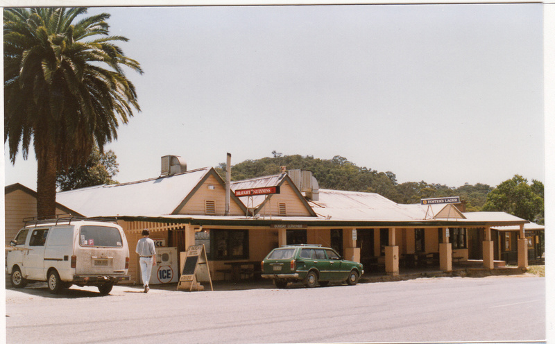St Andrews Hotel Palm KangGround St Andrews Rd Colour 1 - Shire of Eltham Heritage Study 1992