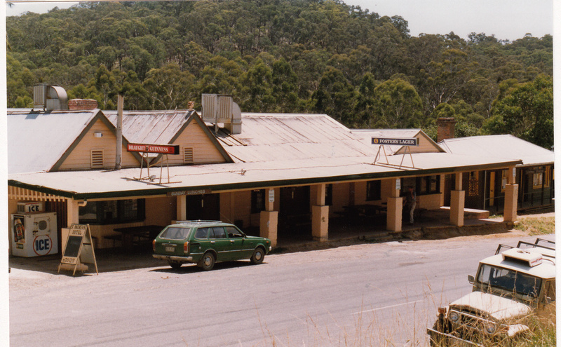 St Andrews Hotel Palm KangGround St Andrews Rd Colour 3 - Shire of Eltham Heritage Study 1992
