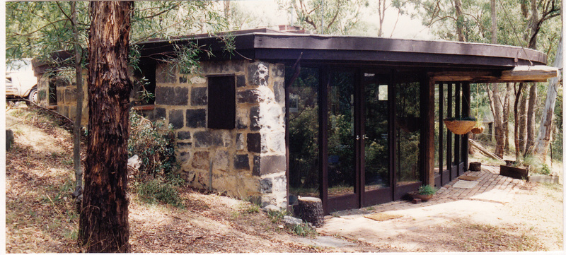 Knox Last House Office 2 King St Colour 5 - Shire of Eltham Heritage Study 1992