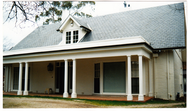 Residence Studio 30 Lavender Park Rd Colour 4 - Shire of Eltham Heritage Study 1992