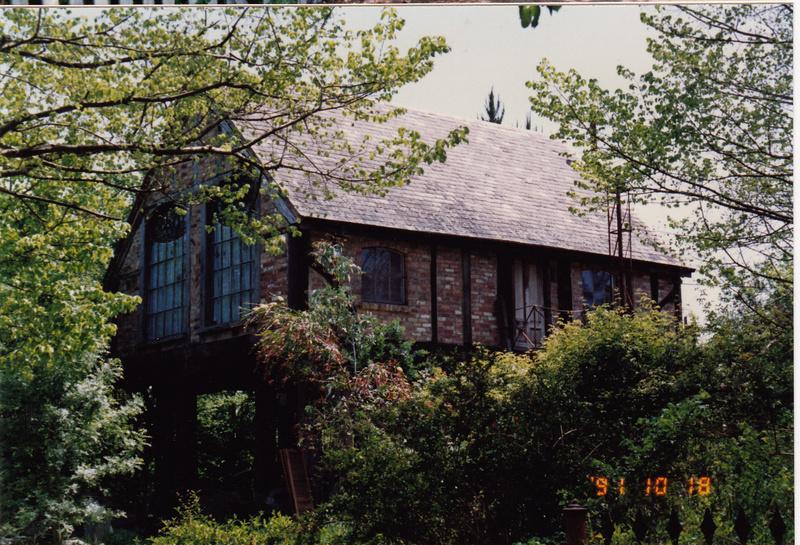 Jarrold Cottage Shop Studio 701 Main Rd Colour 2 - Shire of Eltham Heritage Study 1992