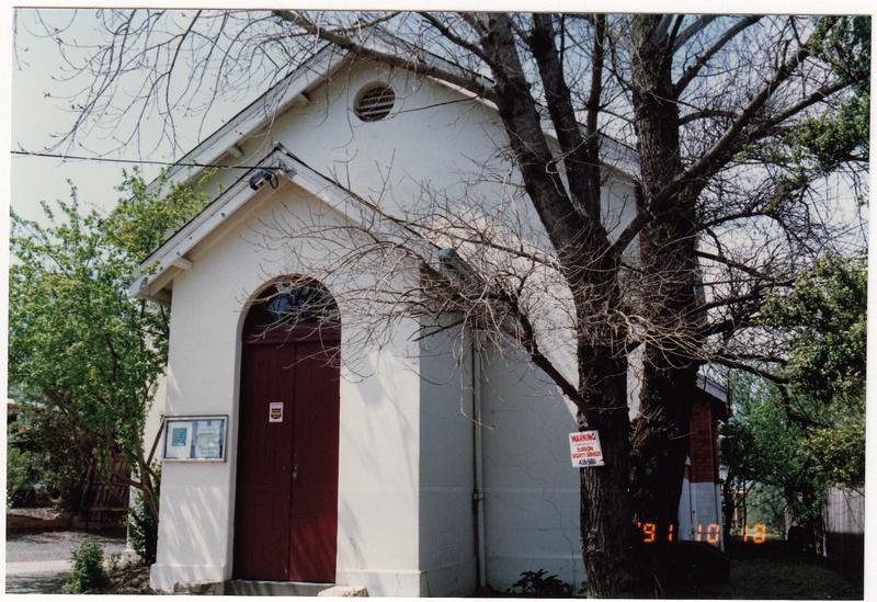 Court House 730 Main Rd Eltham Colour 1 - Shire of Eltham Heritage Study 1992
