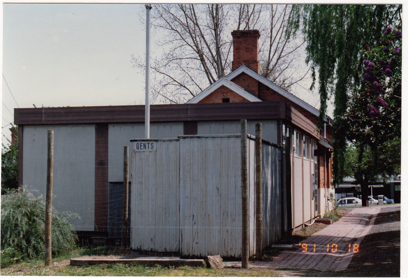 Court House 730 Main Rd Eltham Colour 2 - Shire of Eltham Heritage Study 1992
