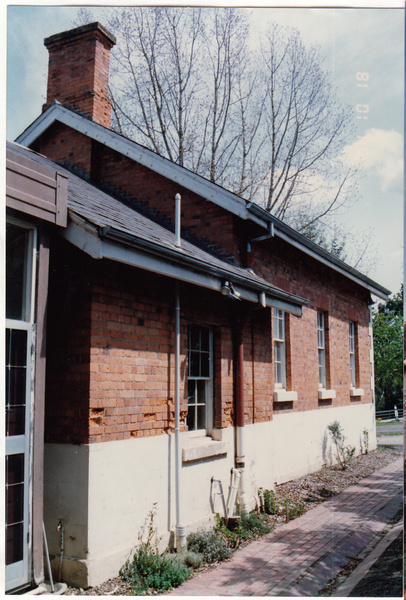 Court House 730 Main Rd Eltham Colour 3 - Shire of Eltham Heritage Study 1992