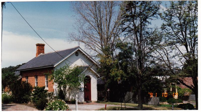 Court House 730 Main Rd Eltham Colour 5 - Shire of Eltham Heritage Study 1992