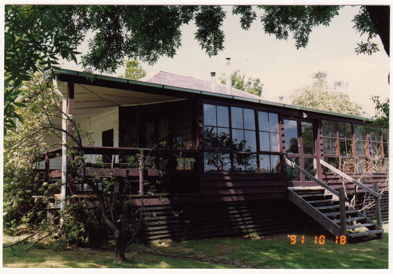 Living Learning Centre 739 Main Rd Eltham Colour 4 - Shire of Eltham Heritage Study 1992