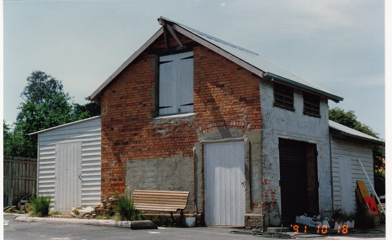 Former Police Complex 728 Main Rd Eltham Colour 3 - Shire of Eltham Heritage Study 1992