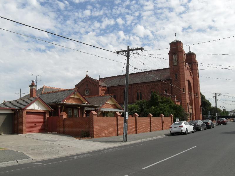 Presbytery & Church
