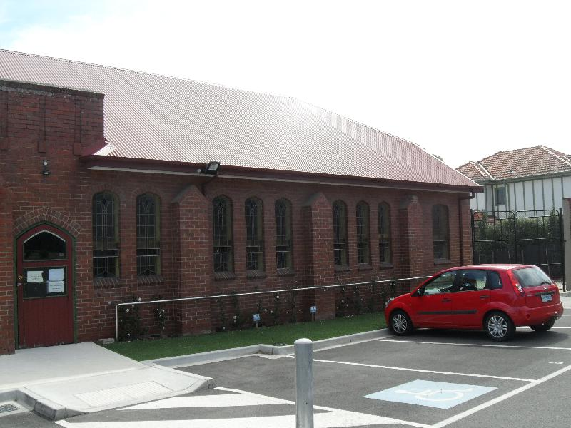 Essendon Baptist Sunday School