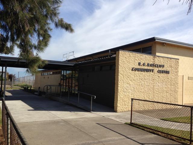 RG Ratcliff Community Centre
