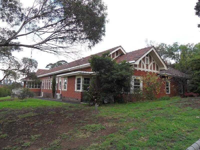Travancore Special School Toddlers' Block