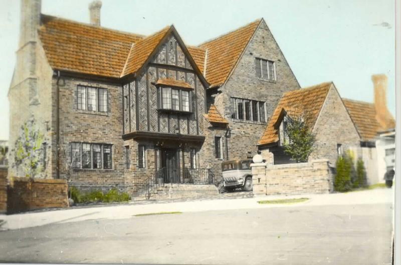 2 Ledbury Court, c1930.