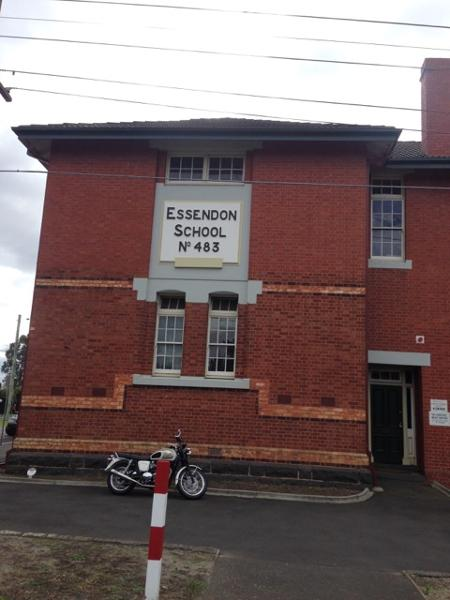 Essendon Primary School No.483 1922 school
