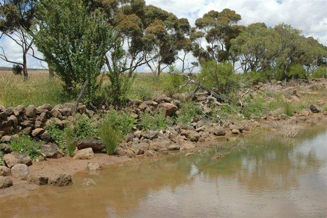 Dry Stone Wall K172 - Sheep Wash