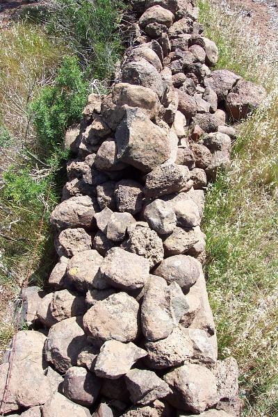 Dry Stone Wall F94 - eastern boundary