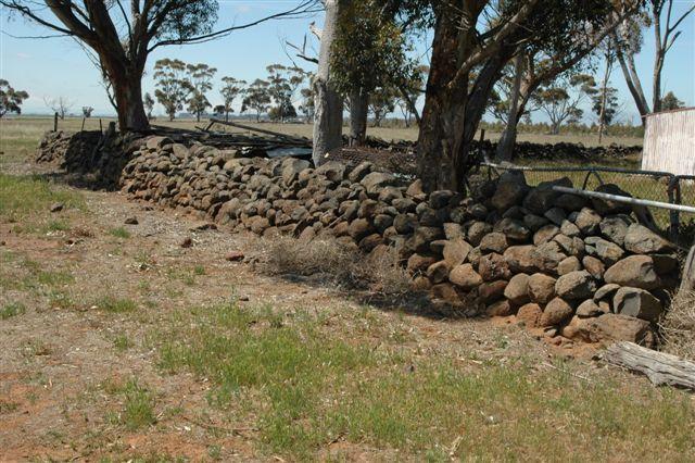 Dry Stone Wall B74