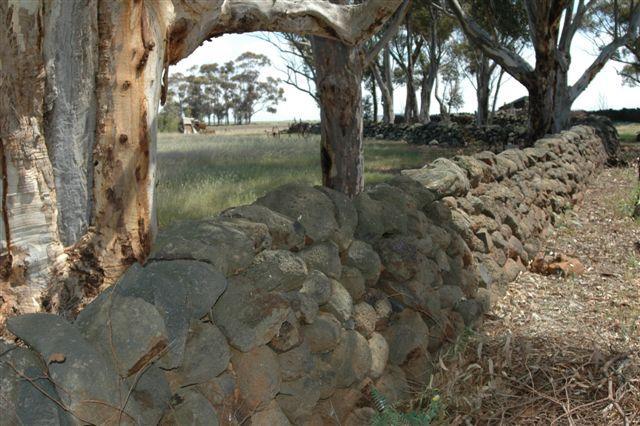 Dry Stone Wall B75