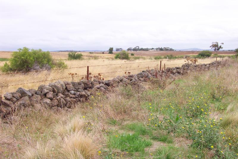 Dry Stone Wall P298