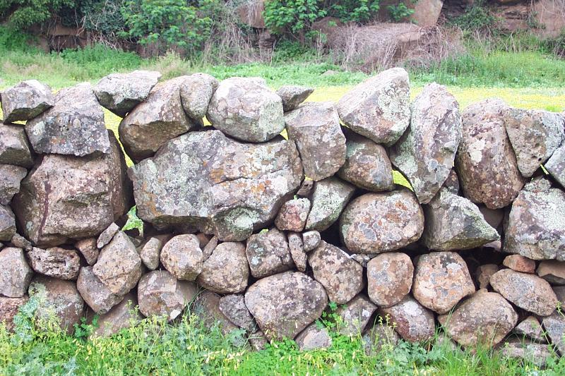 Dry Stone Wall A276