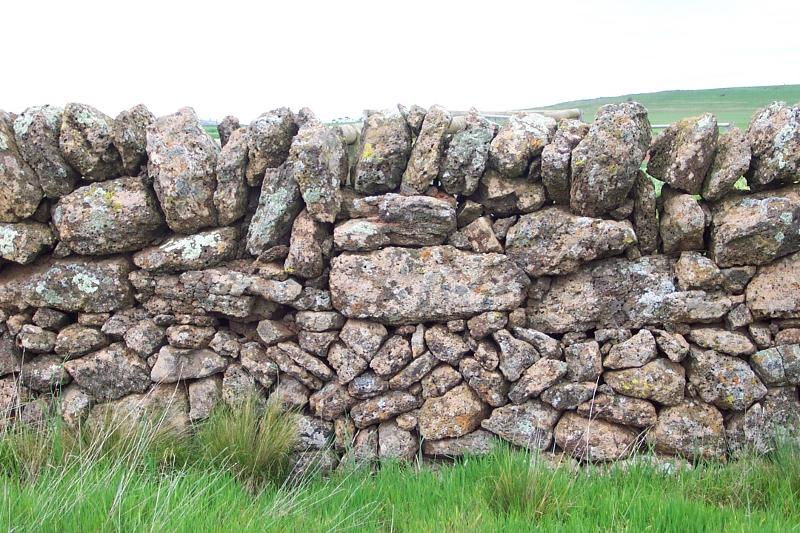 Dry Stone Wall A277