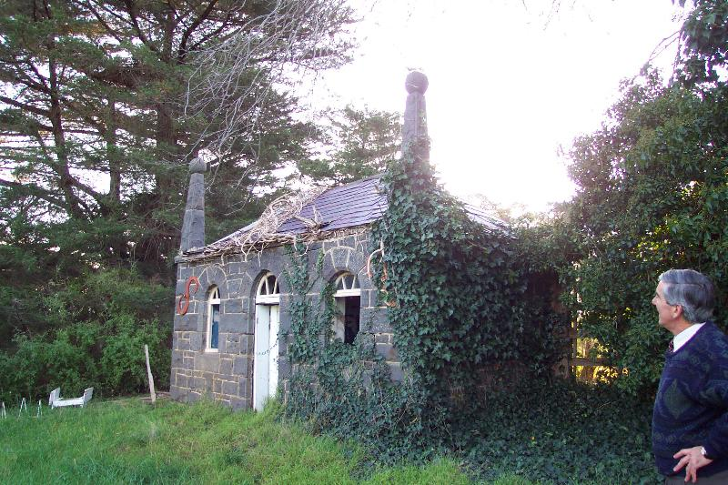 Bluestone cottages