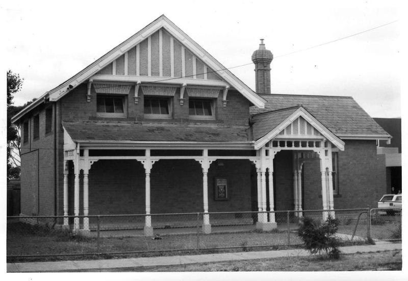 Melton Court House