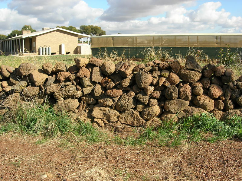 Dry Stone Wall N225 - Sinclairs Road Boundary