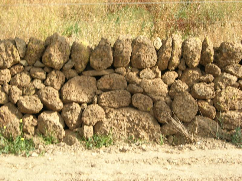 Dry Stone Wall N227 - Sinclairs Road Boundary