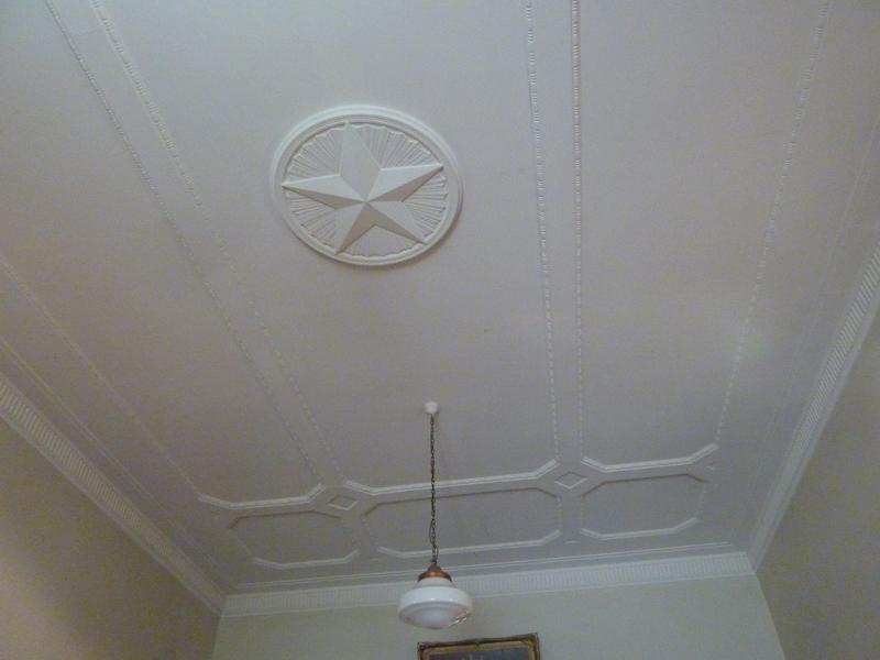 Sandringham_Masonic_Hall_entrance_foyer_ceiling.JPG