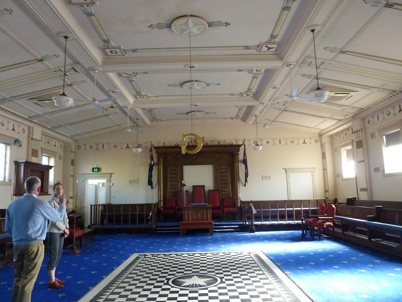 Sandringham_Masonic_Hall_view_of_lodge_room.JPG