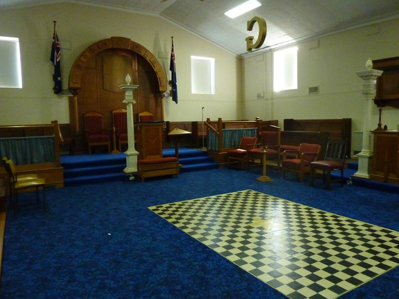 Sandringham_Masonic_Hall_secondary_lodge_room_1956_rear_addition.JPG