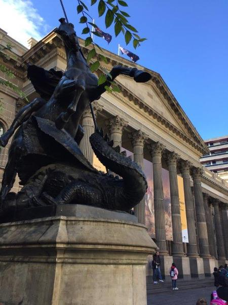 STATE LIBRARY OF VICTORIA July 2016