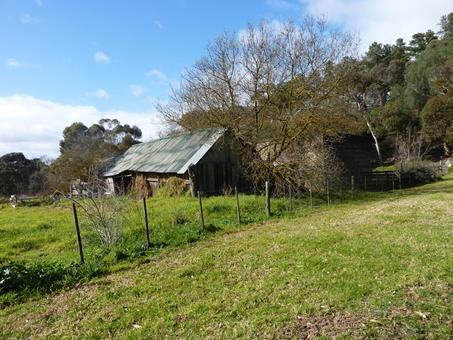 Possibly milking shed in farm precinct from nth west 2017.jpg