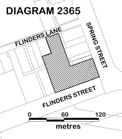 1 SPRING STREET EXTENT DIAGRAM 2365