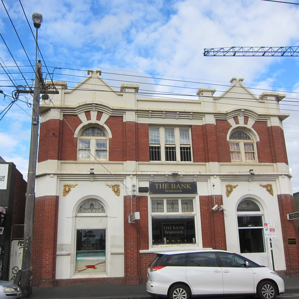 State Savings Bank of Victoria, 840 Sydney Rd Brunswick