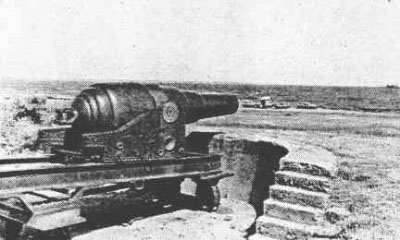 A-1869-Sir-William-Armstrong-rifled-muzzle-loading-fortress-gun
