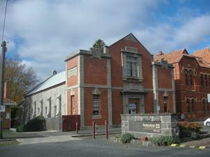 Building P, Former Wesleyan Chapel, later School of Mines Museum..jpg