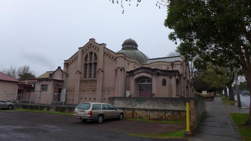 Canterbury Road, 146 CANTERBURY PRESBYTERIAN CHURCH rear