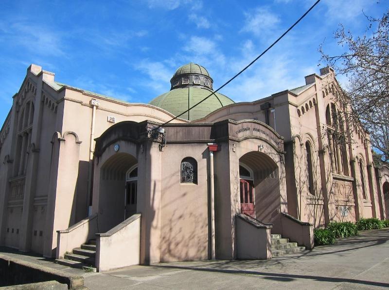 Canterbury Road, 146 CANTERBURY PRESBYTERIAN CHURCH