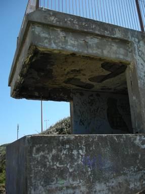 2018, World War II bunker on southern boundary.jpg