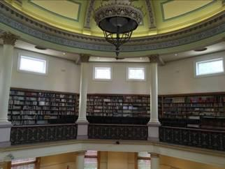 2019 Library dome