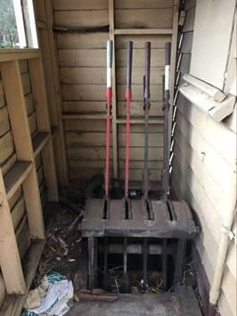 Gatekeepers cabin levers.jpg