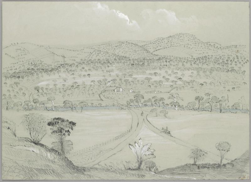 1847 George Alexander Gilbert