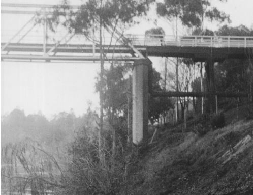 Walmer Street Bridge - c1920s