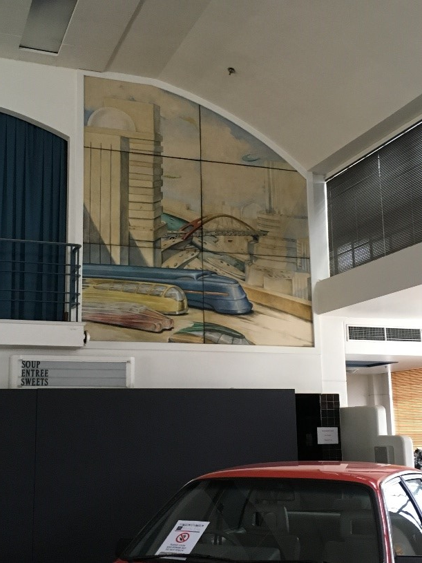 GMH Fishermans Bend - mural 2a