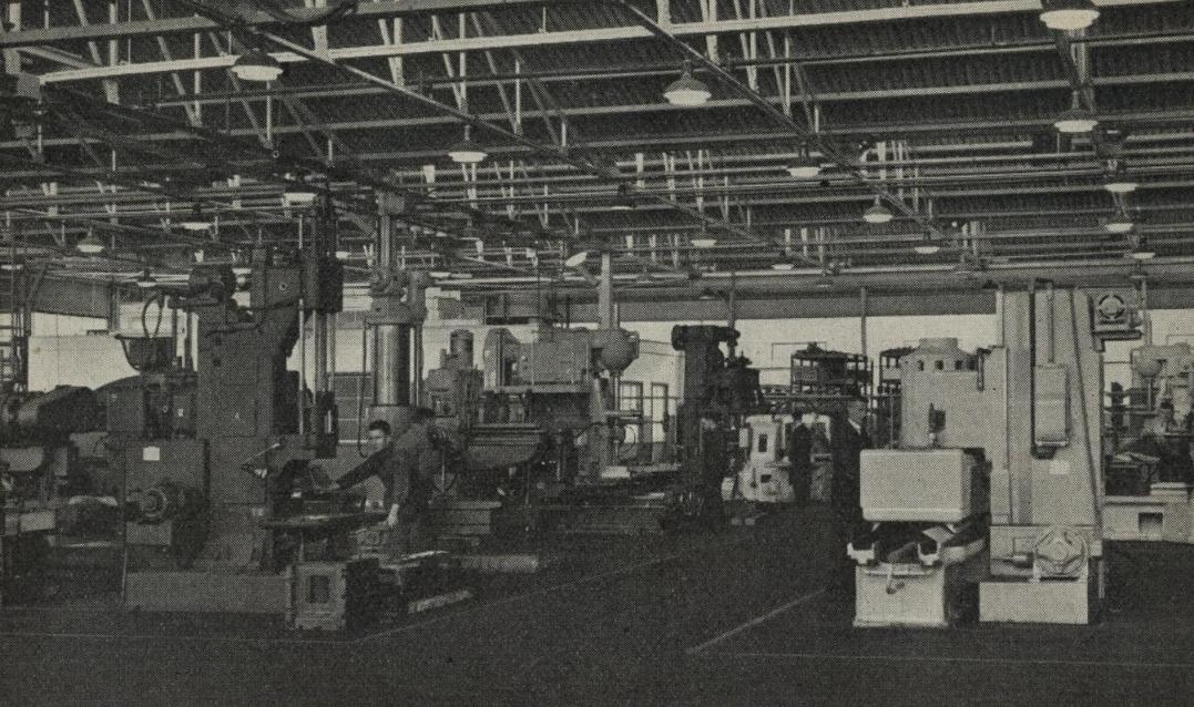 GMH FIshermans Bend - Plant 3 interior - 1945