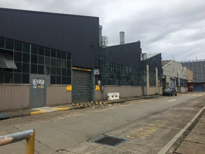 GMH Fishermans Bend - Plant 3 western elevation - 2019