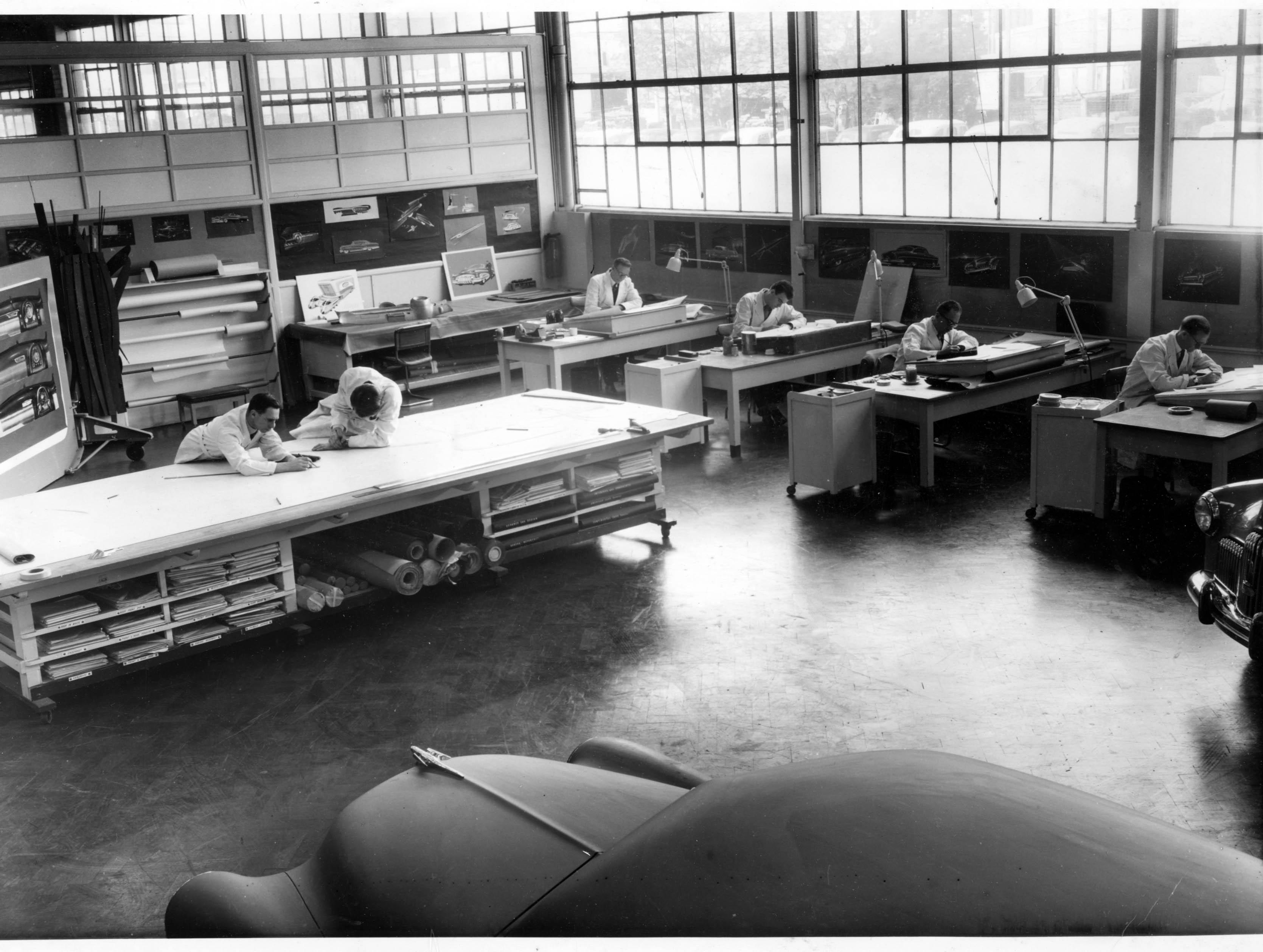 GMH Fishermans Bend - Plant 3 Interior - 1950