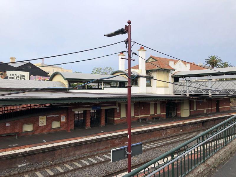 Malvern Railway Station