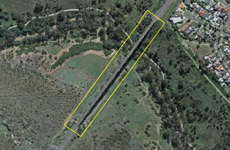 Albion Viaduct Extent Aerial June 2021